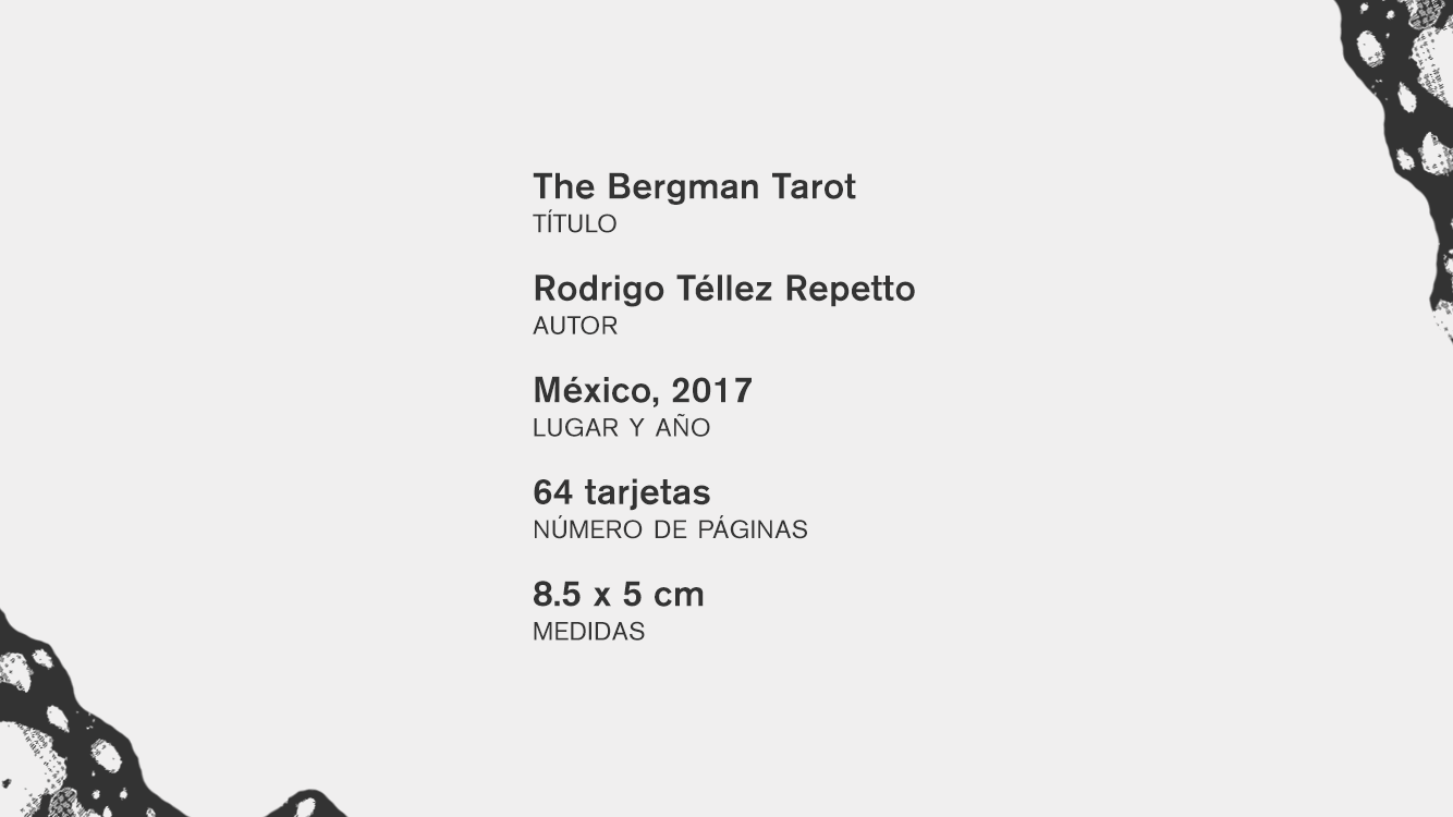 The Bergman Tarot - Teie